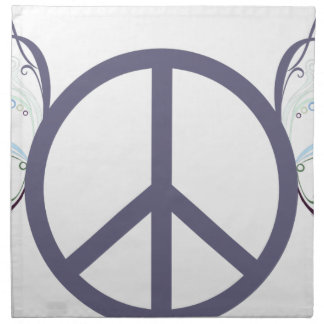peace4 napkin