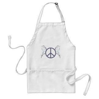 peace4 standard apron