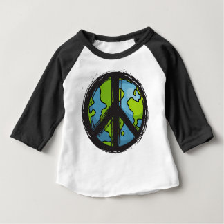 peace5 baby T-Shirt