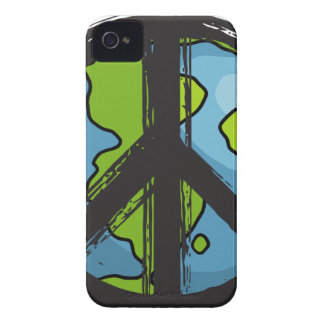 peace5 Case-Mate iPhone 4 cases
