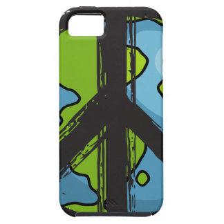 peace5 iPhone 5 case
