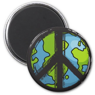 peace5 magnet