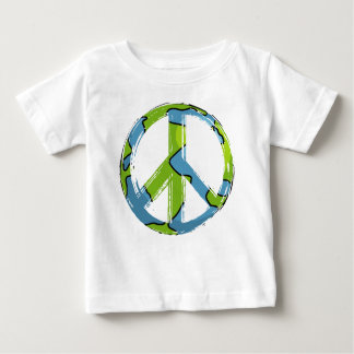 peace6 baby T-Shirt