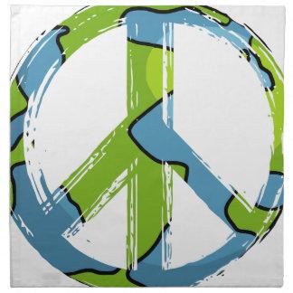 peace6 napkin