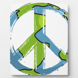 peace6 plaque