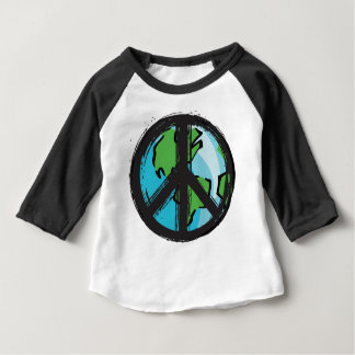 peace7 baby T-Shirt