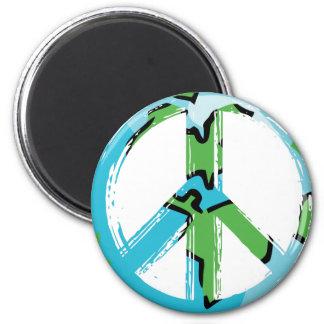 peace8 magnet