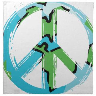 peace8 napkin