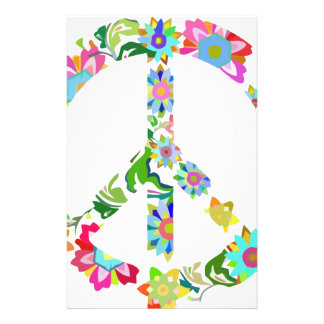 peace9 stationery