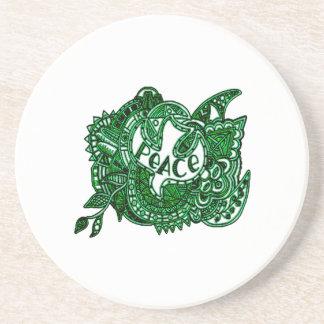 Peace 1 coaster