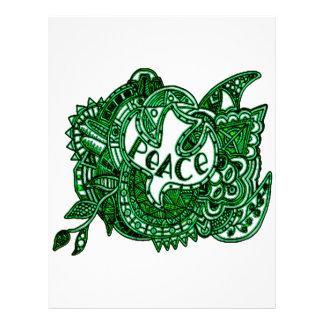 Peace 1 letterhead