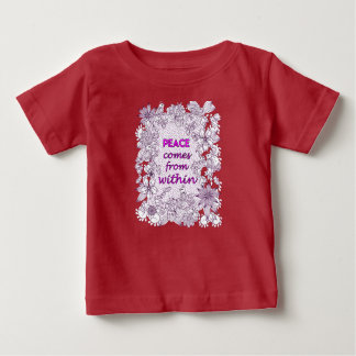 Peace 2 baby T-Shirt