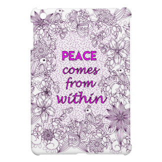 Peace 2 cover for the iPad mini