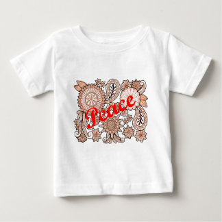 Peace 3 baby T-Shirt