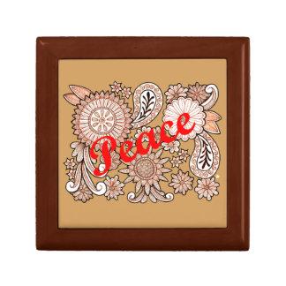 Peace 3 gift box