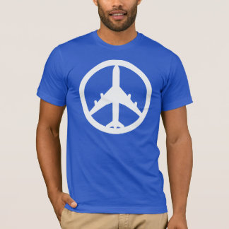 Peace Airplane T-Shirt