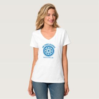 Peace Alliance Women's V-Neck T-Shirt