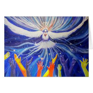 Peace Always Card