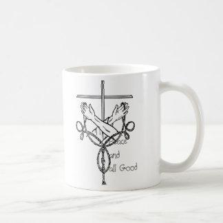 Peace and all Good Mug