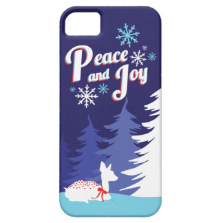 Peace and Joy iPhone 5 Cover