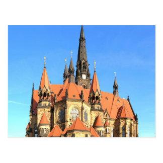 Peace and joy Garrison Church Dresden Germany Postcard