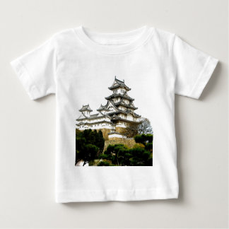 Peace and joy Himeji Castle Japan Baby T-Shirt