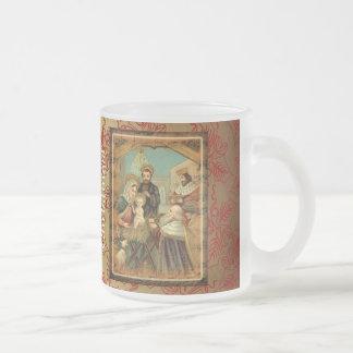 Peace and Joy this Christmas Custom Mug