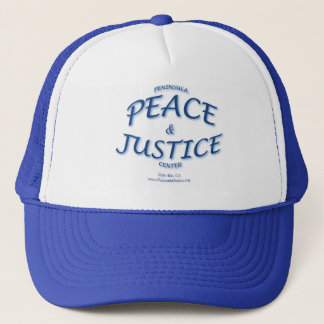 Peace and Justice Cap