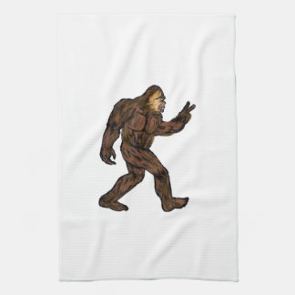 PEACE AND LOVE KITCHEN TOWEL