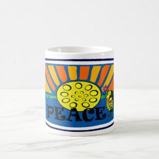 Peace and Pan Coffee Mug