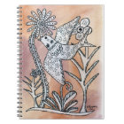 Peace and Serenity Notebook