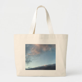 Peace and tranquility large tote bag