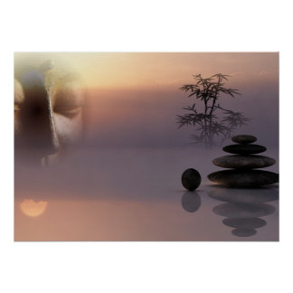 Peace And Tranquility Poster