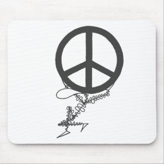 Peace Atlas mousepad