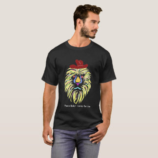 Peace Baby!  Lenny the Lion T-Shirt