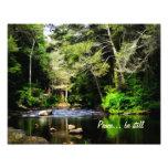 """Peace... be still"" 11x14 Art Print Photo Art"