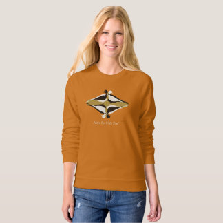 Peace Be With You! Sweatshirt