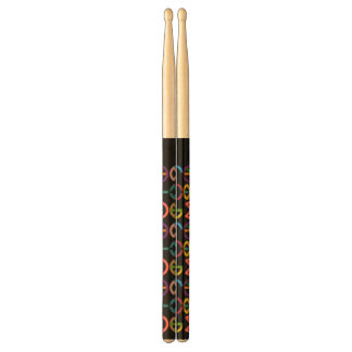 Peace Beat (Black) / Drumsticks