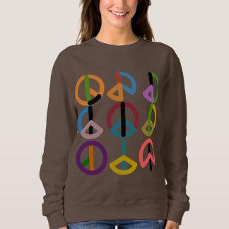 Peace Beat / Women's Basic Sweatshirt