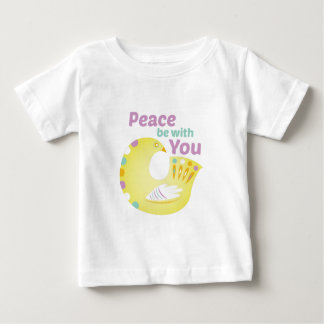 Peace Bird Baby T-Shirt