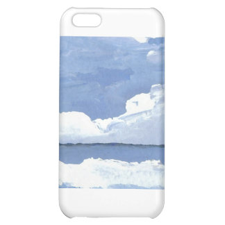 Peace Blue Ocean Seascape Sky CricketDiane Cover For iPhone 5C