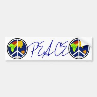 PEACE Bumper Sticker