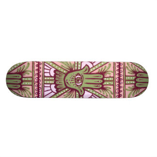 Peace & Contentment Skateboard