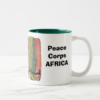 Peace Corps Africa Mug