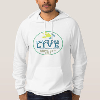 Peace Day LIVE - Hoodie
