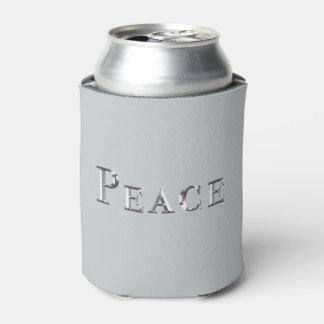 Peace Design Custom Can Cooler