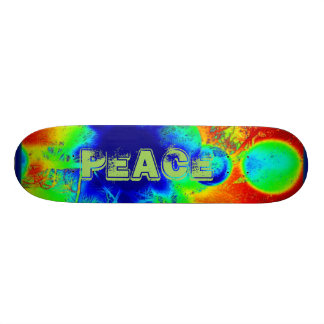 PEACE Design Skate Boards