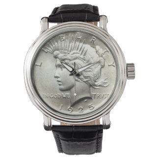 Peace Dollar Watch