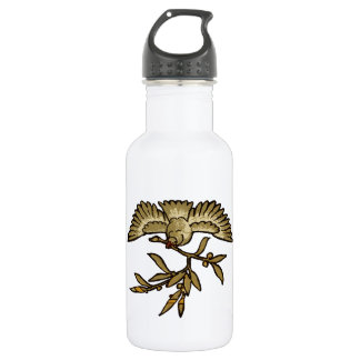 Peace Dove Antique 532 Ml Water Bottle