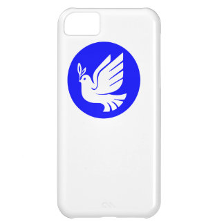 Peace Dove Case For iPhone 5C